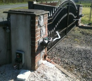 Electric Gates Automation